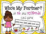 Who's My Partner? an NG NK Final Blends Card Game