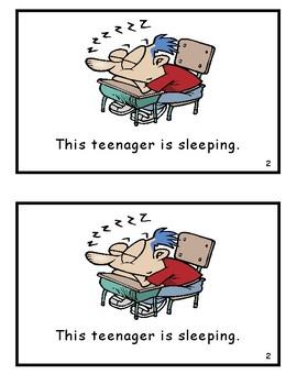 Who's Sleeping? Reproducible Guided Reader