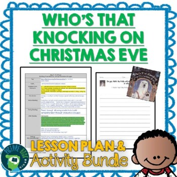 Who's That Knocking On Christmas Eve? by Jan Brett Lesson Plan and Activities