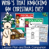 Who's That Knocking on Christmas Eve Lesson Plan and Book Companion