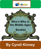 Who's Who in the Middle Ages Booklet
