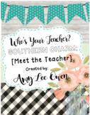 Who's Your Teacher? (Southern Charm) [FARMHOUSE]