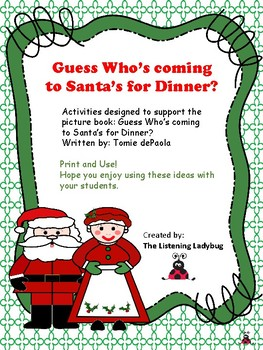 Who's coming to Santa's???