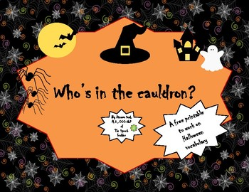 Who's in the Cauldron?