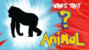 Who's that animal! (Pokémon and animals)