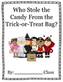 Who stole the candy from the trick-or-treat bag? Halloween