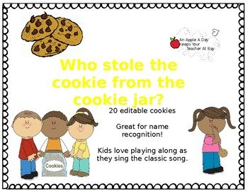 Who stole the cookie?