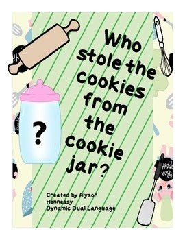 Who stole the cookies from the cookie jar? SHORT VOWEL EDITION