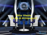 Who wants to be a millionaire game - Plants and their parts