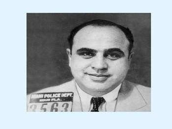 Who was Al Capone Starter Activity