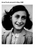 Who was Anne Frank Cloze Activity