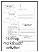 Anthony Burns - No-prep worksheets, activities & craftivity