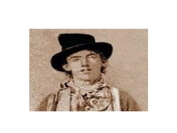 Who was Billy the Kid Starter Activity