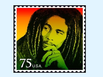 Who was Bob Marley Starter Activity
