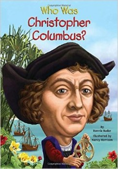 Who was Christopher Columbus? Comprehension Questions