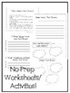 "Who was ... Henry ""Box"" Brown ? {No-prep worksheets, activ"