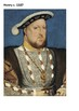 Who was Henry VIII Cloze Activity