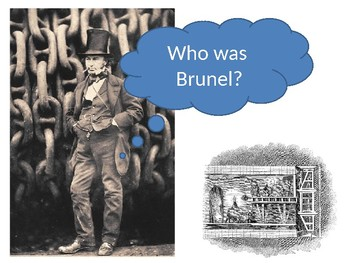 Who was Isambard Kingdom Brunel Starter Activity