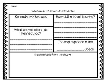 Who Was John F. Kennedy? by Yona Zeldis McDonough