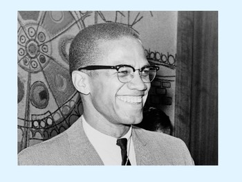 Who was Malcolm X Starter Activity
