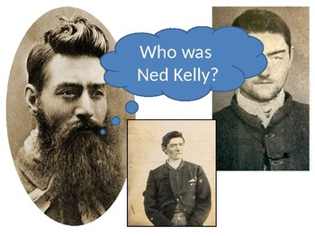Who was Ned Kelly Starter Activity