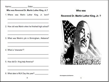 Who was Reverend Dr. Martin Luther King, Jr.?