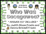 Who Was Sacagawea? (Fradin) Book Study / Reading Comprehension  (28 pages)