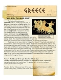 Who were the Greek Gods? Greece by Don Nelson