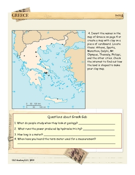 Who were the Greeks? Greece by Don Nelson
