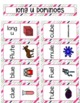 Long Vowel Phonics Domino Game