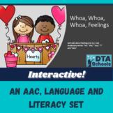 Whoa, Whoa, Whoa Feelings!:  An Interactive Vocabulary & A