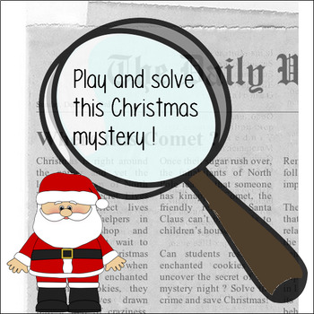 Whodunit : A Christmas Mystery