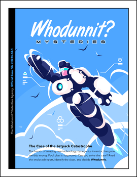 Whodunnit? The Case of the Jetpack Catastrophe