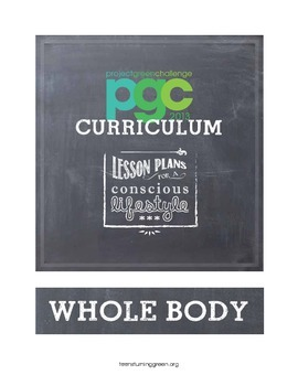 Whole Body Lesson Plan