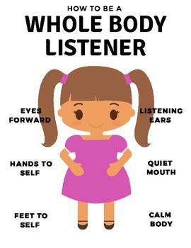 Whole Body Listener