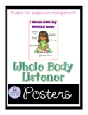 Whole Body Listener Poster