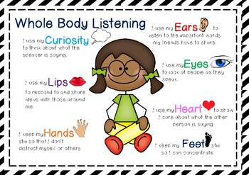 Whole Body Listening