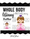 Whole Body Listening Princess