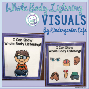 Whole Body Listening Cards