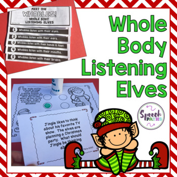 Whole Body Listening Elves