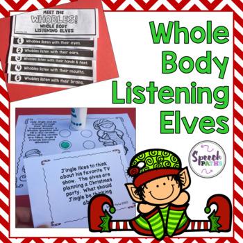 Christmas Listening Elves