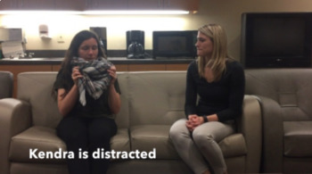Social Communication Training Video: Whole Body Listening