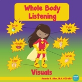 Whole Body Listening Visual Supports