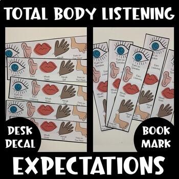 Whole Body Listening Visuals