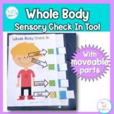 Self Regulation Tool: Interactive full body check in