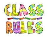 Whole Brain Class Rules