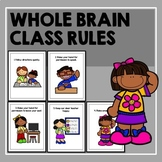 Whole Brain Class Rules