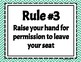 FREE Whole Brain Classroom Rules
