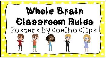 Whole Brain Classroom Rules [Coelho Clips]