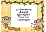 Whole Brain Classroom Techniques: Monkeys in the Jungle Theme